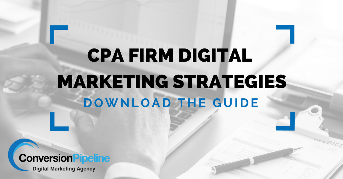 CPA Firm Digital Marketing Strategies
