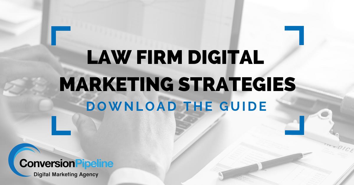 Law Firm Digital Marketing Strategies
